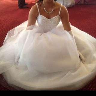 Princess Style Deb/wedding Dress