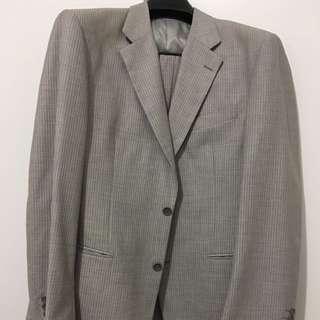 Men's Charcoal Suits