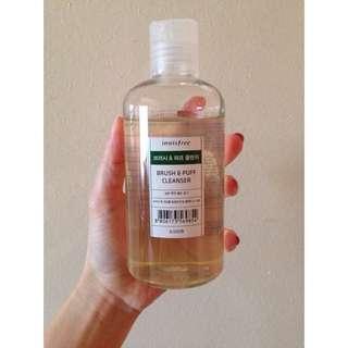 Innisfree Eco Beauty Tool Brush & Puff Cleanser 250ml