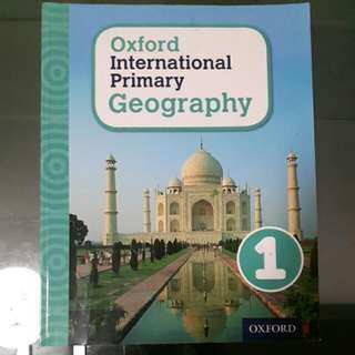Oxford International Primary : Geography