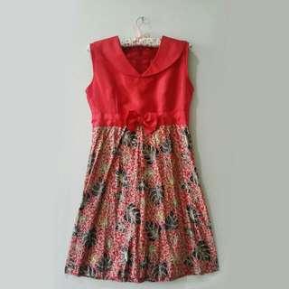 Batik Dress (Ethnique Dress)