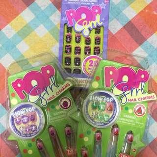 Girl Nail Charms (🈹價)