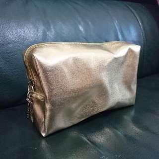 金色化妝袋