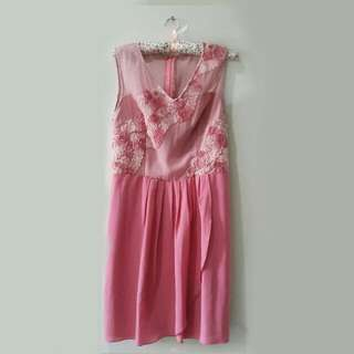 Cocktail Dress (Dress Pesta)