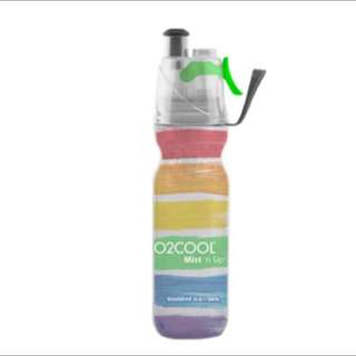 O2COOL MIST'N SIP Insulated Bottle