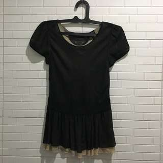 FOREVER 21 Silk Top