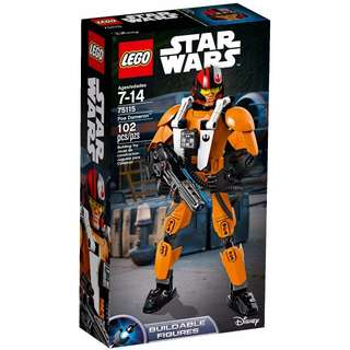 75115 LEGO Star Wars Poe Dameron #UNDER90
