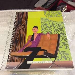 BN Jordi Labanda Notebook