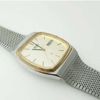 SEIKO 1970年代 石 英 錶 / 中性 / 古物良品 / 率性