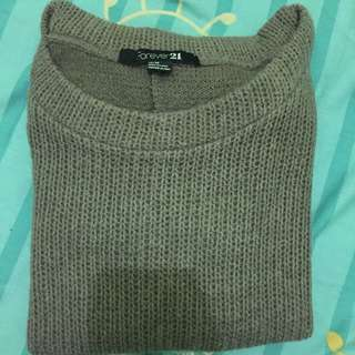 knitted sweater forever 21