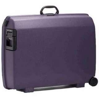 RARE Samsonite Oyster Suitcase
