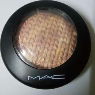 Mac 胭脂 光影