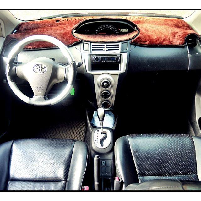 2008年 TOYOTA YARIS 1.5 銀色 (20萬km)僅35.8萬PS 老闆不要車 只要錢!!