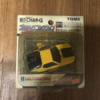 BNIB: Tomica Super BitChar-G