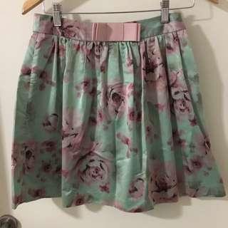 Alannah Hill Floral Skirt