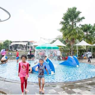 Voucher Saiji Water Adventure