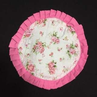 Handmade Light Pink Floral Placemats