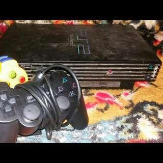 Playstation 2 Fat (Hardisk) Nego