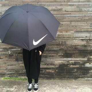 Nike雨傘 折疊傘 抗紫外線 晴雨兩用