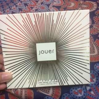 Jouer Liquid Lipstick Limited Edition