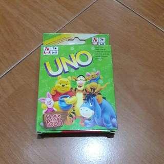 UNO Winnie The Pooh