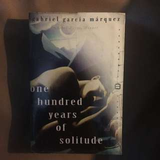 Gabriel Garcia Marquez' One Hundred Years Of Solitude