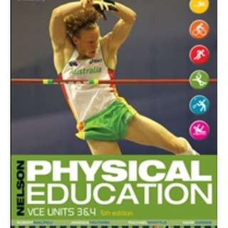 Physical Education Textbook (Year 12)