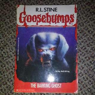 Goosebumps by R.L.STINE