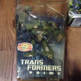 Transformer Bulkhead Miniature Toy