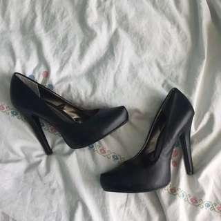 Black Stilettos