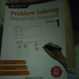 problem solving math primary 1