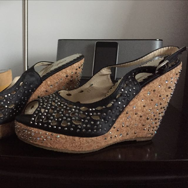 """5"""" Wedges Size 5 1/2"""