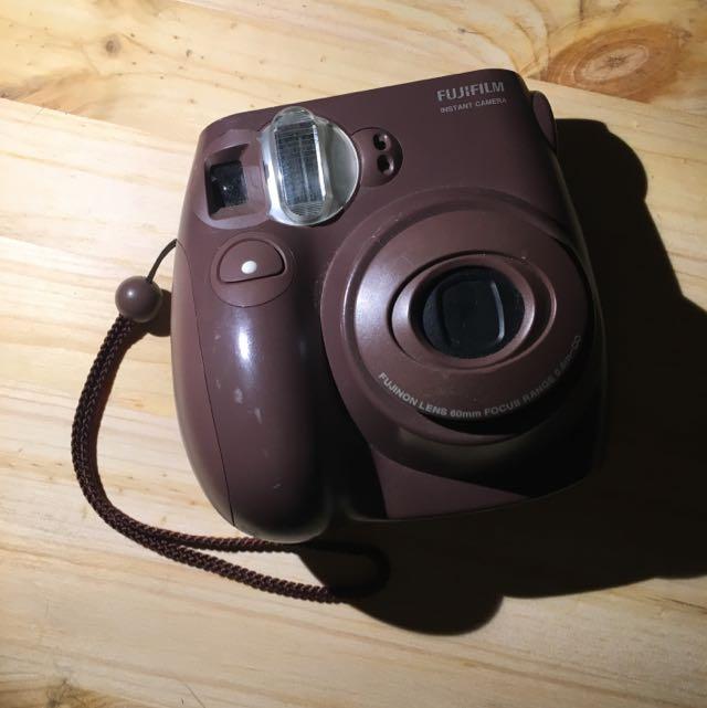 拍立得巧克力相機7s