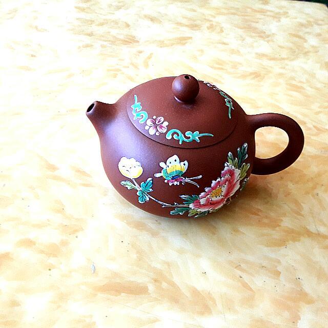 全新茶壺,無瑕疵