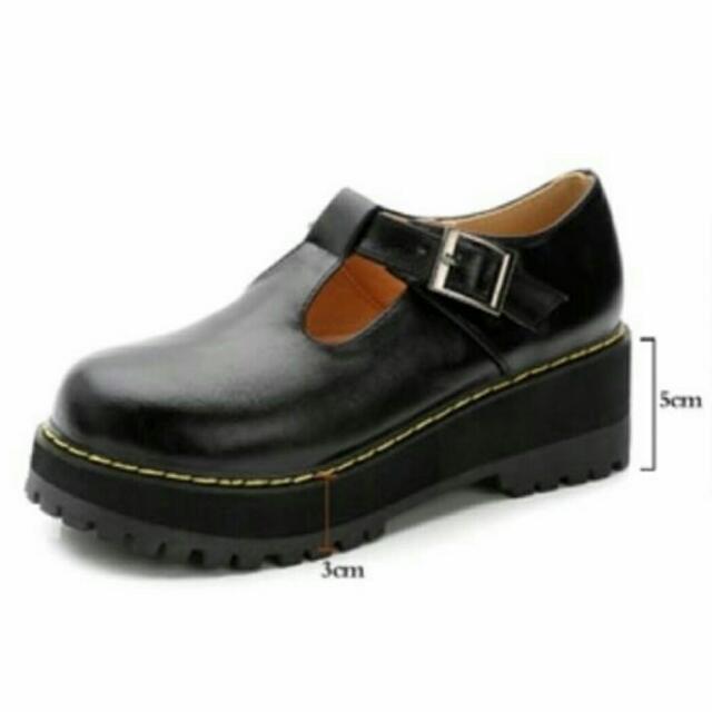 [限時標價再半價] 瑪麗珍復古皮鞋😘😘😘