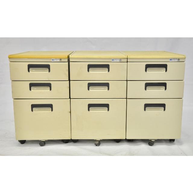 A14含運二手抽屜櫃、文件櫃、書櫃、檔案櫃、鐵櫃、收納櫃、塑膠止滑櫃面 X 6