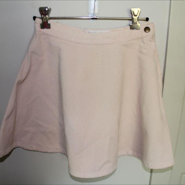 American Apparel Round Circle Skirt