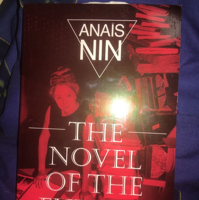 Anais Nin The Novel Of The Future Book Literary Criticism