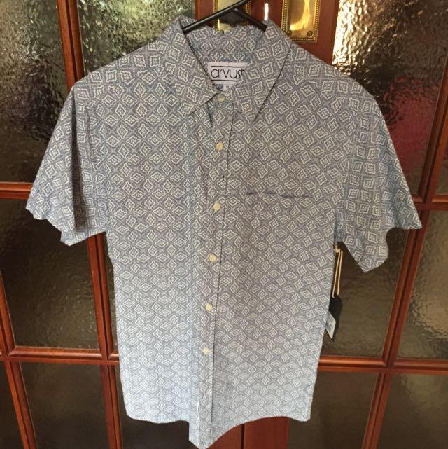 Arvust Shirt W/tags - X Small