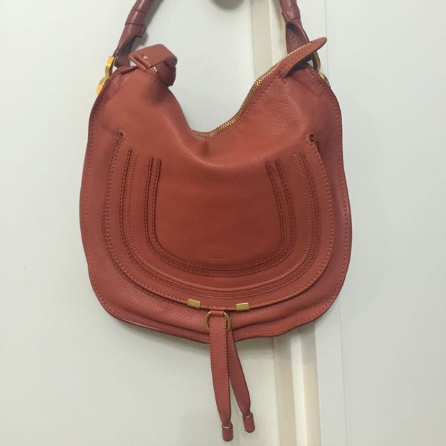 e2c4c771f76 Authentic Chloe Marcie Bag, Luxury, Bags & Wallets on Carousell