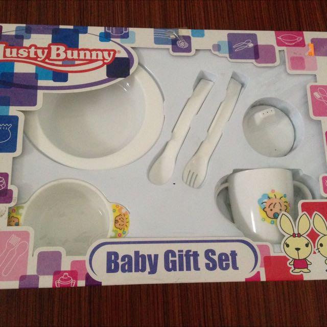 Baby Gift Set Feeding