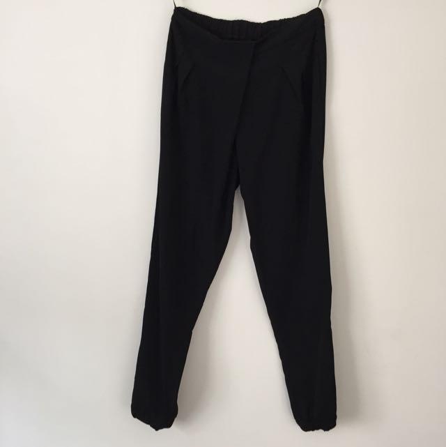 Black Pants - Topshop Size 8