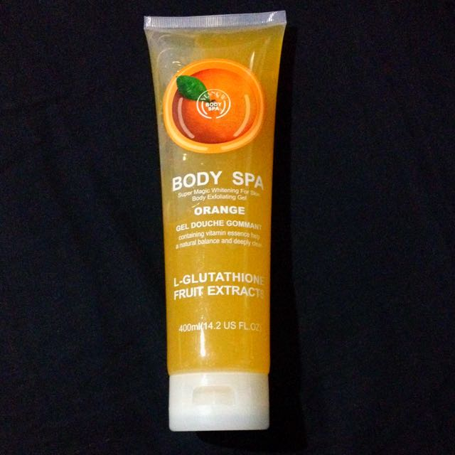 Body Spa (Orange)