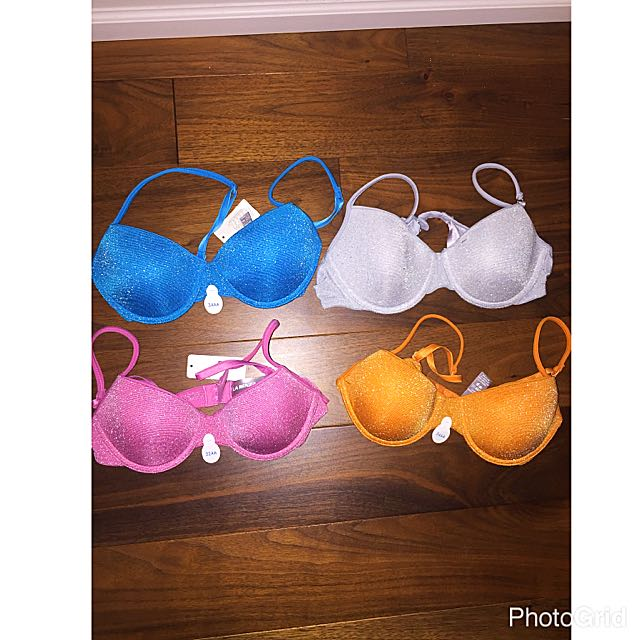 Brand New Lasenza Sparkly Bras  *( 4 For $15) Or 1 For $5*