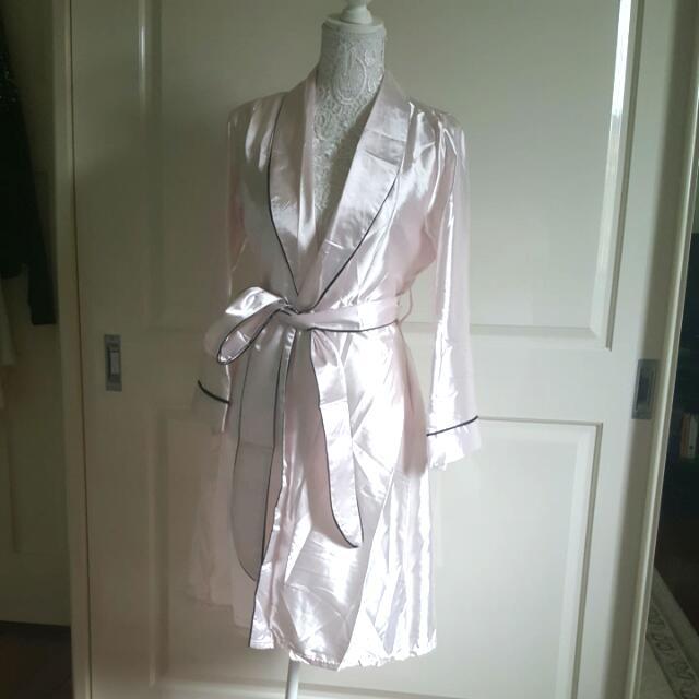 Bridemaid Gown / Kimono / Satin Gown
