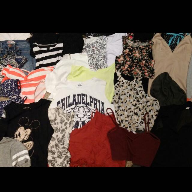Bulk Clothing/everything On my Page