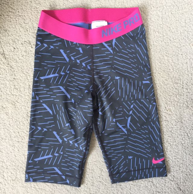 Celana Legging Sports Nike Wanita Small Olah Raga Baju Olahraga Di Carousell