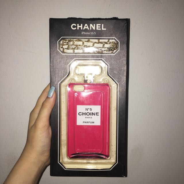 CHANEL CASE (IP5/5S)