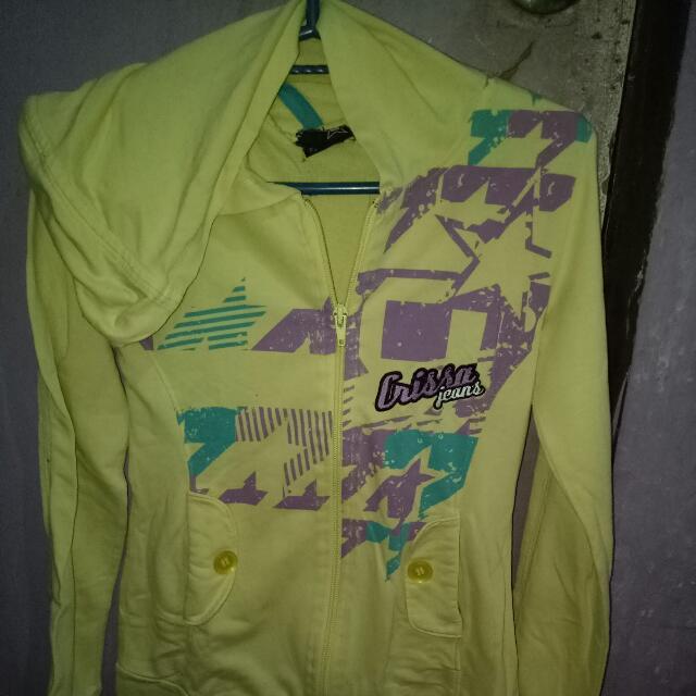 Crissa Yellow Jacket