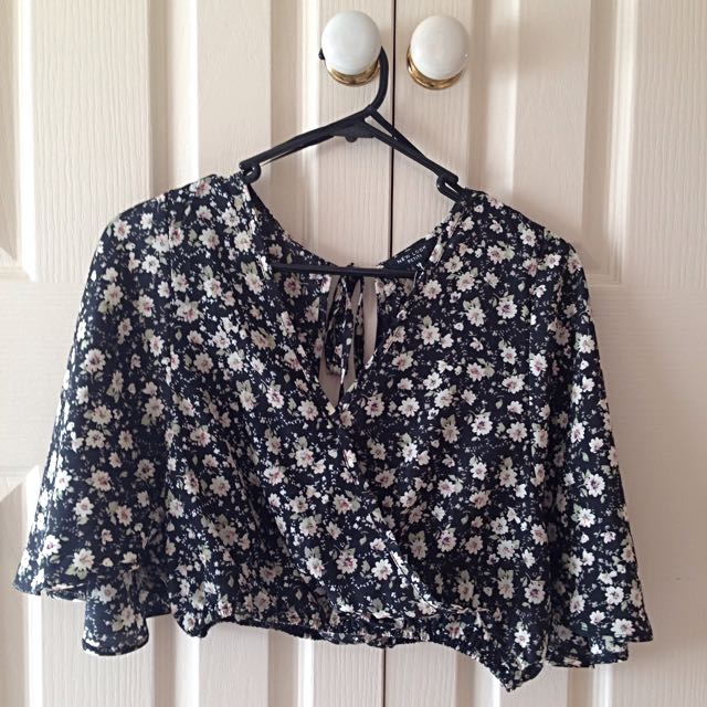 Crop Blouse Size 10